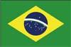 南米ブラジル国旗