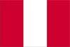 南米ペルー国旗